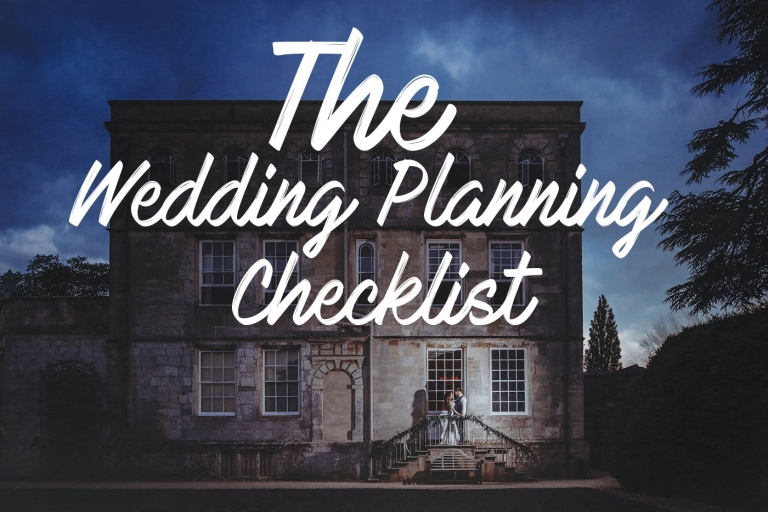 wedding checklist, wedding planning checklist