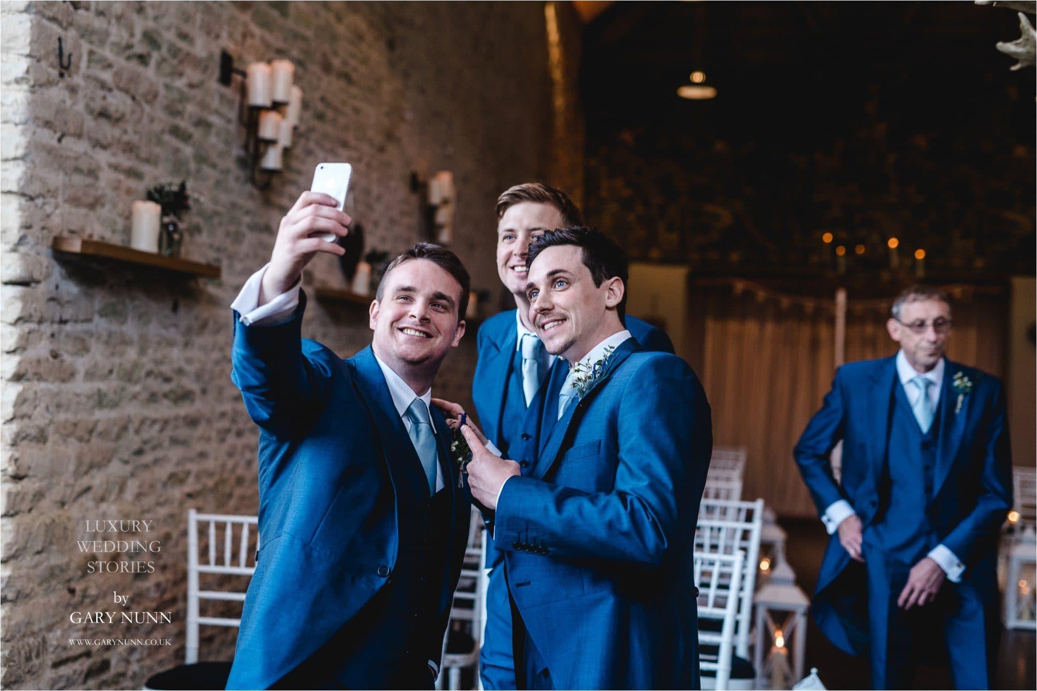 merriscourt, Gloucester wedding photographer, selfie