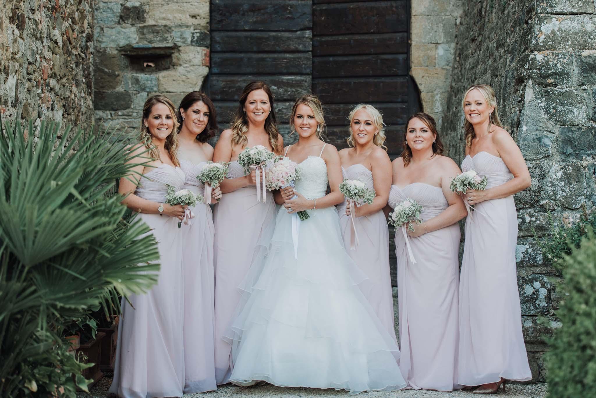 maid of honour duties, bridemaids
