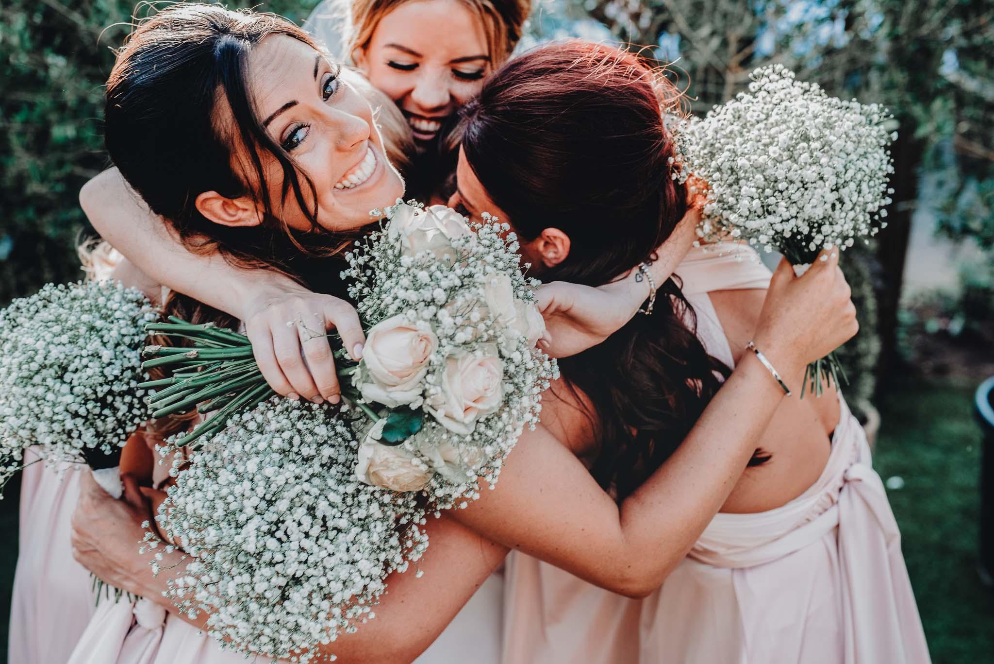 maid of honour duties, bridemaids, wedding photographer Aylesbury