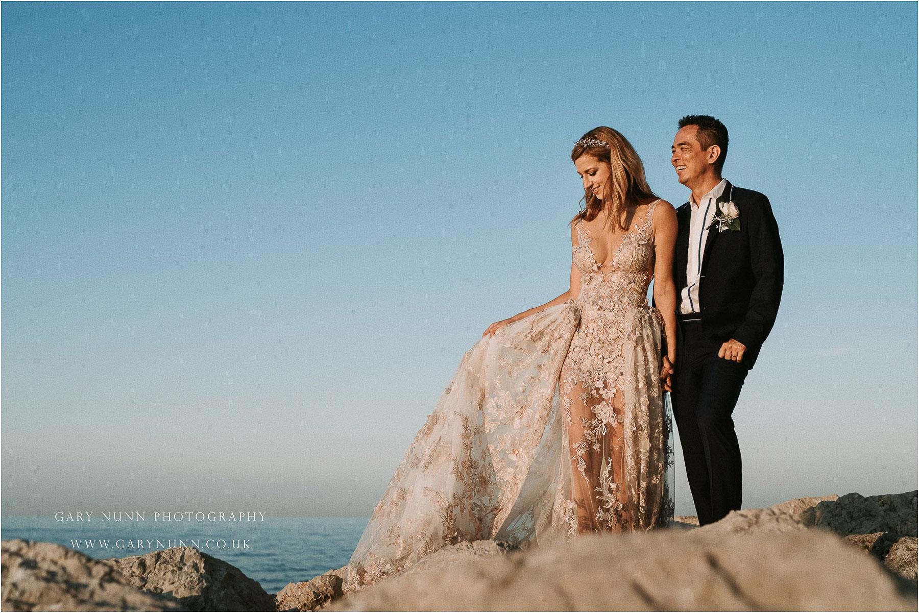 wedding photo checklist, first kiss, Torre Clementina, portonovo weddings, destination wedding photographer Italy, beautiful wedding dresses, Ancona, Portonovo,