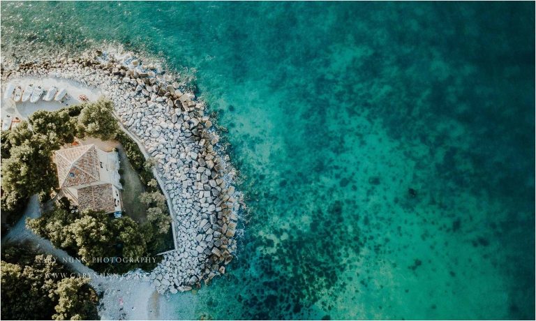 Torre Clementina, portonovo weddings, destination wedding photographer Italy, beautiful wedding dresses, Ancona, Portonovo,