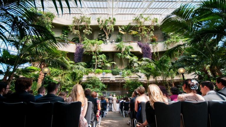 London wedding venues, barbican-weddings-london