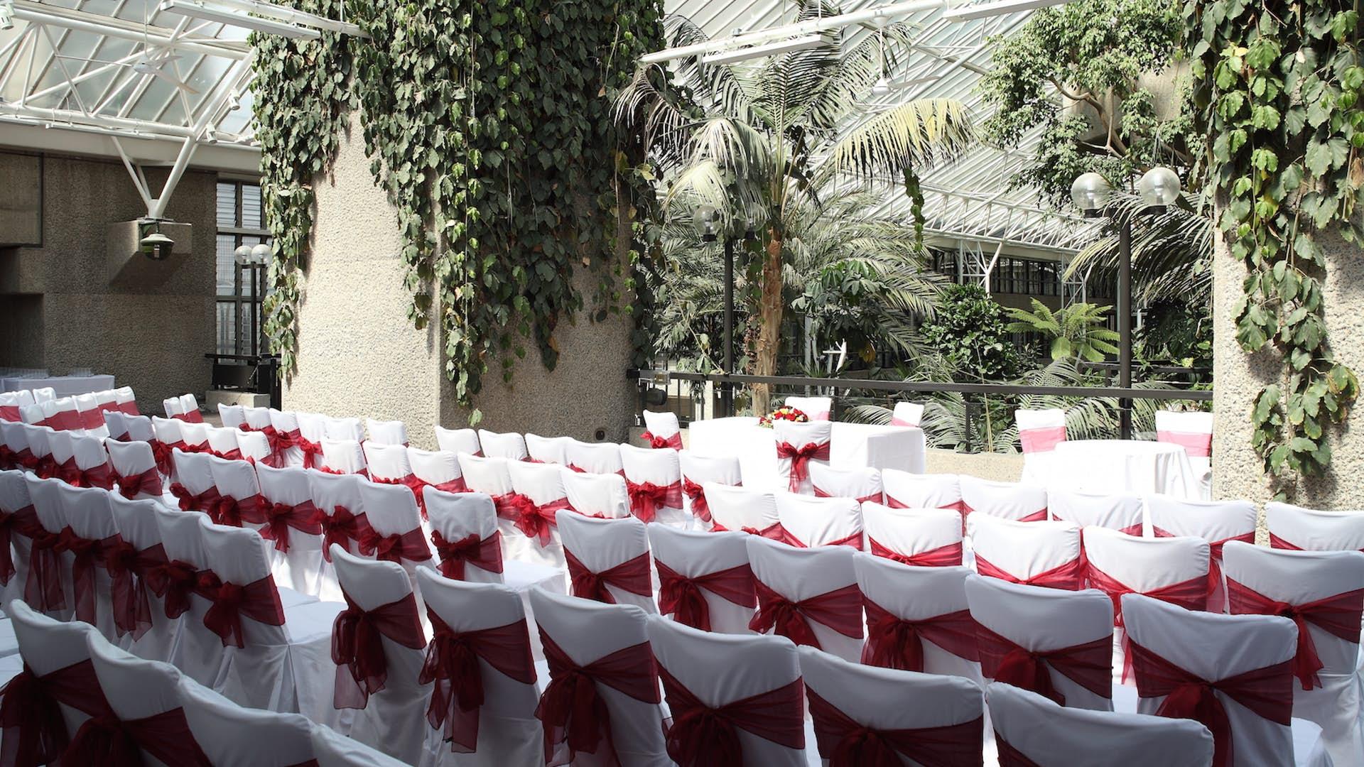 London wedding venues, barbican-weddings