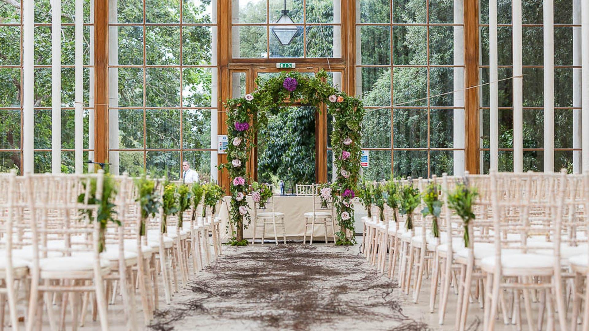 London wedding venues, kew-gardens-weddings