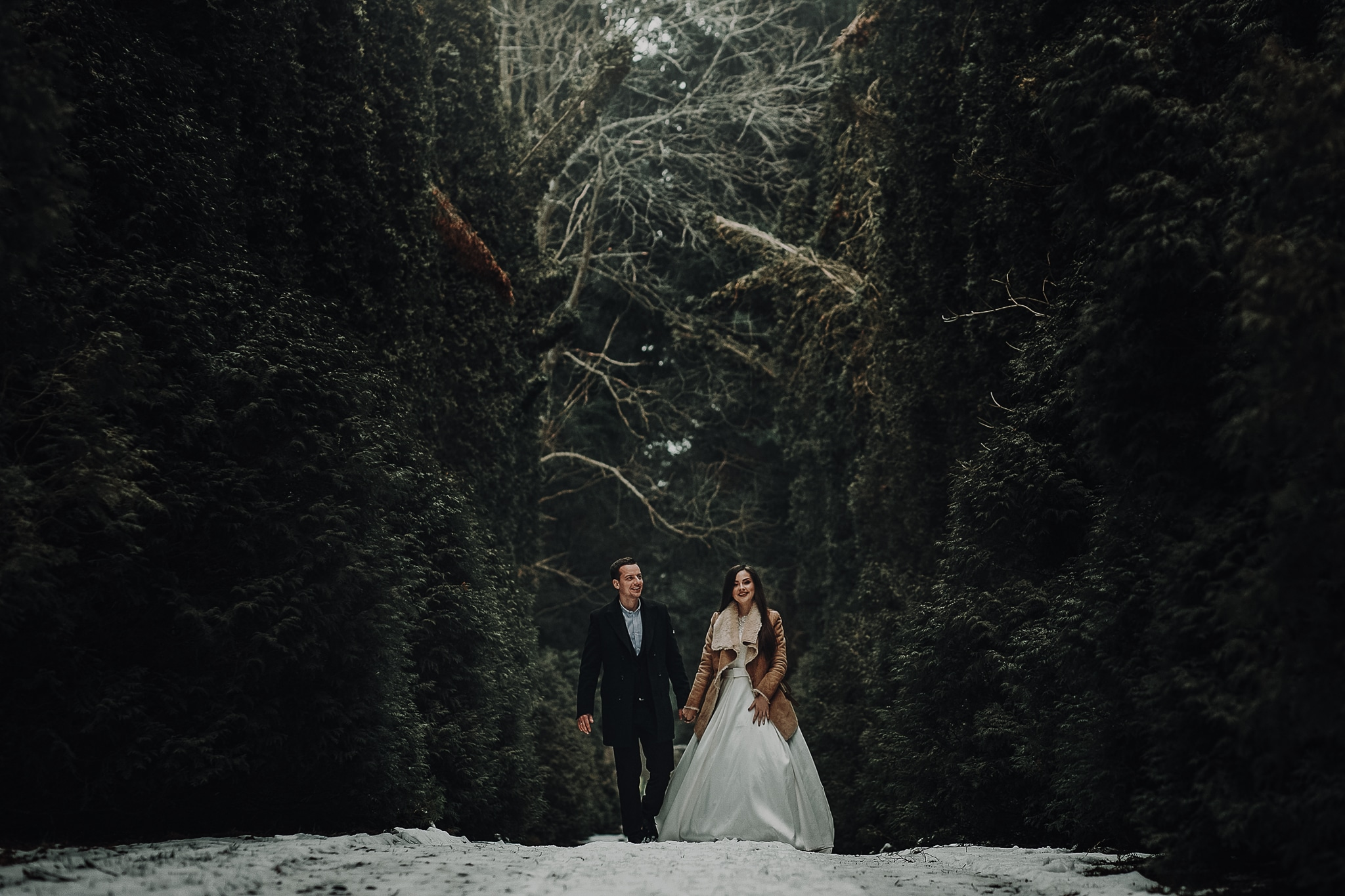 winter wedding, wedding photographer